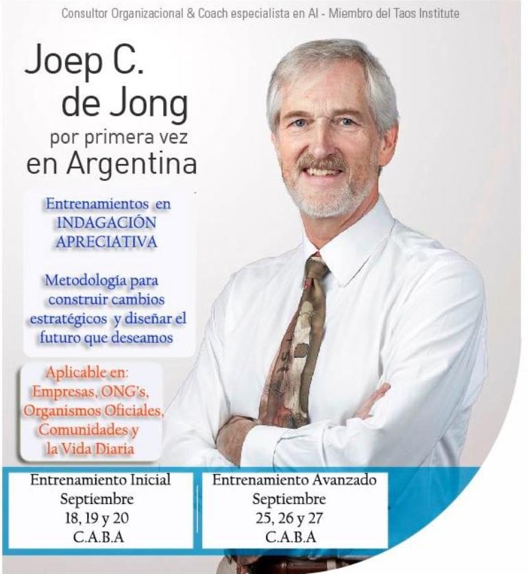 JOEP C. DE JONG EN ARGENTINA