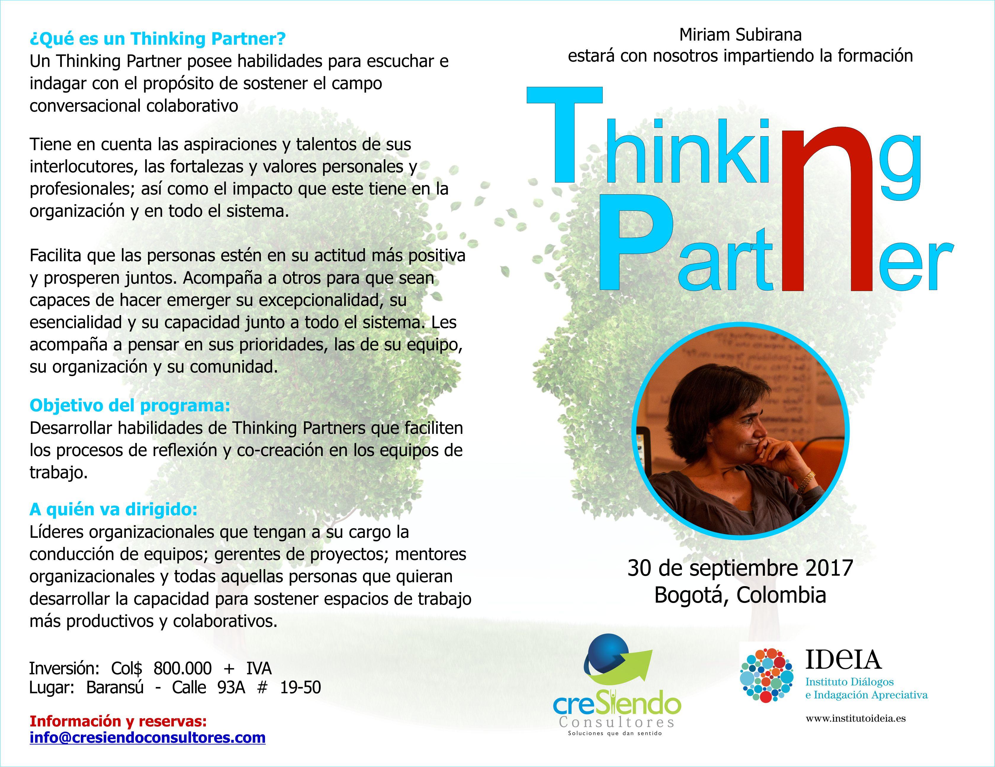 Flyer Thinking Partners versión final